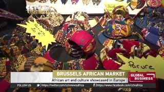 Brussels African Market: African art and culture showcased in Europe