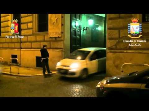 Guardia di Finanza Roma, S.C.I.C.O, attività illecita videolottery