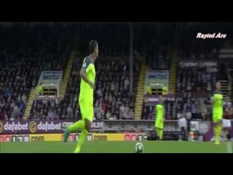 Jordan Henderson (Liverpool) vs Burnley (A) (16/17)