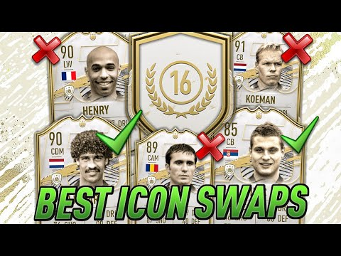 BEST ICON SWAPS TO PICK & WHY!? (FIFA 21)