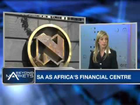 SA Financial Hub for Africa