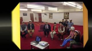 Ahmadiyya Muslim Youth in Bradford South conduct Atfal Class on Salat