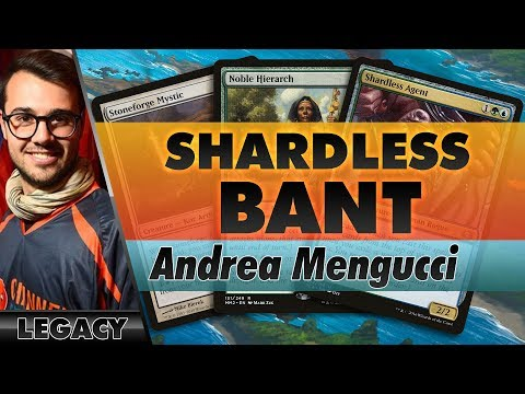 Shardless Bant - Legacy | Channel Mengucci