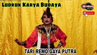 Download TARI REMO GAYA PUTRA Ludruk Karya Budaya Live Kemendung Cerme Gresik