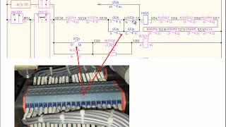 Приложение 21.2.  КРУЭ 220 кВ. Управление выключателем (продолжение)