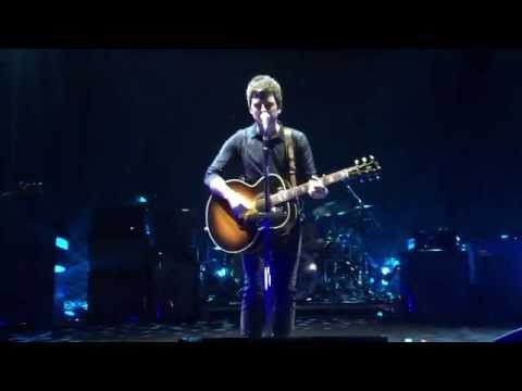 Noel Gallagher's High Flying Birds - Don't Look Back In Anger (Live In Osaka 2015 DAY1)