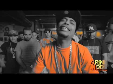 "Grind Mode Cypher ""Worldstarhiphop"" Freestyle Pt. 2 [Unsigned Hype]"