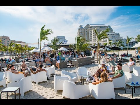 Star Beach Bar Grand Opening Wildwood New Jersey