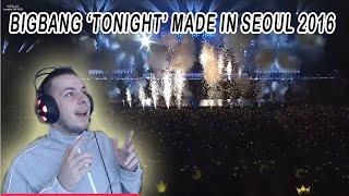 (REACTION) BIGBANG MADE IN SEOUL 2016 ''TONIGHT'' Live perfo…