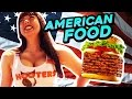 Food in America - Dogs, Burgers, Hooters, Merica (EN subs)
