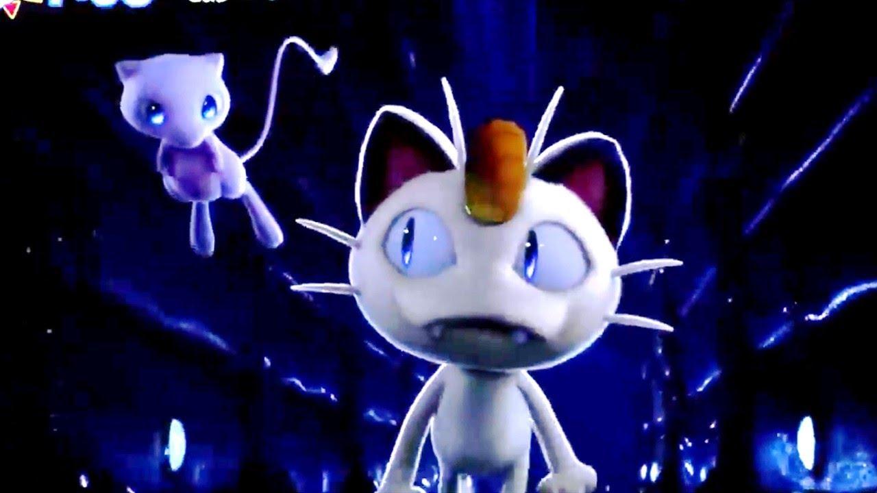 Pokemon mewtwo strikes back evolution trailer anuncio hq youtube - Mewtwo evolution ...