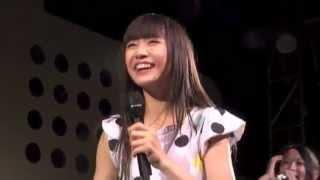 2012年8月19日 東京女子流 LIVE*040『Season3の幕開け』のMCより...
