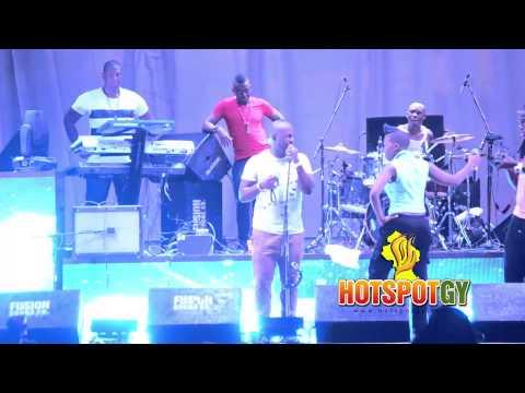 Jamzone Regional Night 2014 ft.Bunji Garlin, Fay Ann Lyons and the Vikings Band