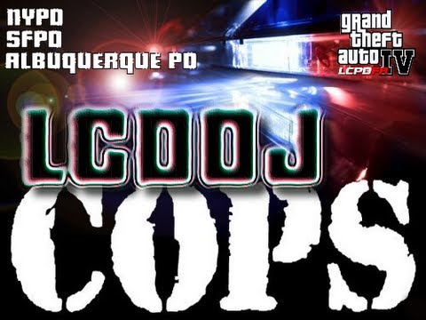 LCPDFR | Patrol #66 - LCDoJ Cops! (NYPD-SFPD-Albuquerque PD)