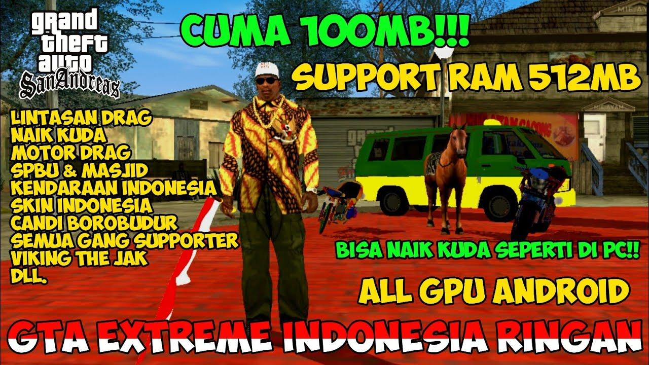 GTA SA LITE INDONESIA ALL GPU ANDROID