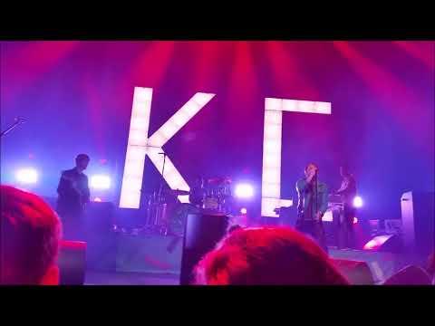 Kaiser Chiefs,  Oosterpoort - Groningen 2016 Live 10 songs