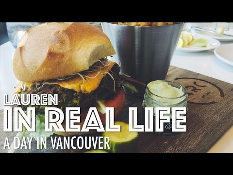 A DAY IN VANCOUVER | Lauren In Real Life