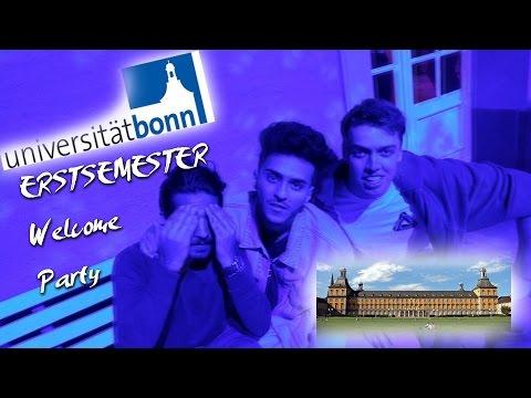 Erstsemester Welcome 2016 Uni Bonn [unofficial]
