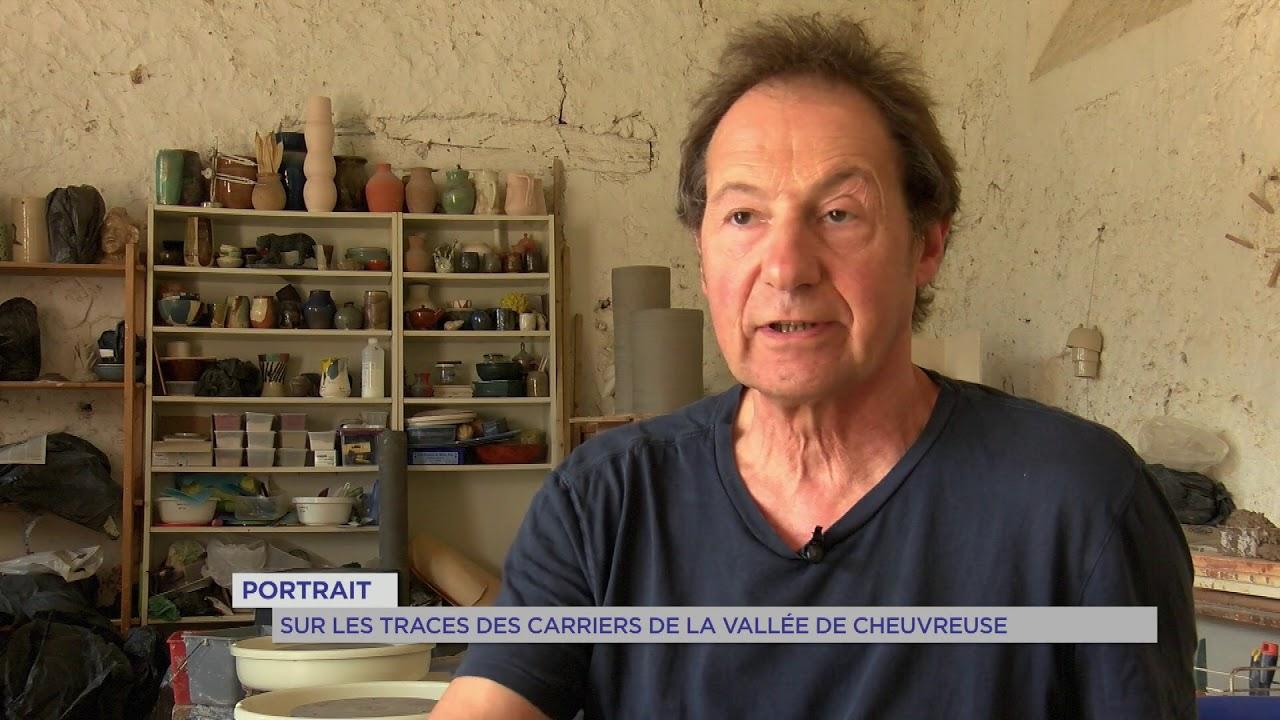Portrait : Jean Guevel, artiste potier