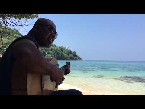 Africa Bamba - Santana cover by Roberto Uno