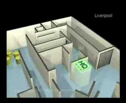 Liverpool - Q2000 Laser Tag (Quasar) Arena