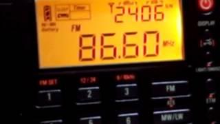 佐野市でも快適ラジオ