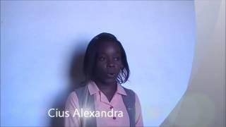 audition haiti gospel talent du cap haitien 2013 cius alexandra