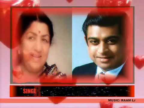 MAIN JIS DIN BHULA DOON ( Singers, Lata Mangeshkar & Amit Kumar )