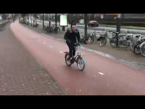 Code rood in Amsterdam