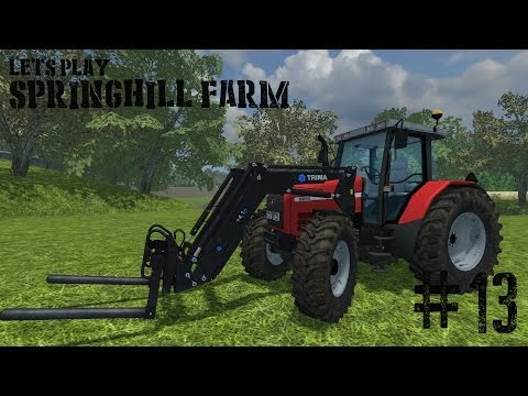 Farming Simulator 2013 - Springhill Farm - Ep 13