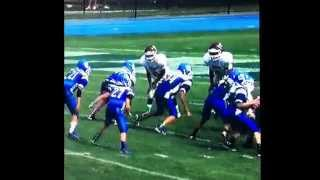 Makai Mickens #6 Red Bank Buccaneers 2014 Highlights
