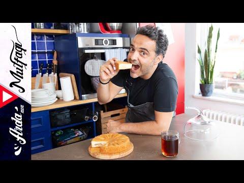 Elmalı Sünger Kek I Arda'nın Mutfağı