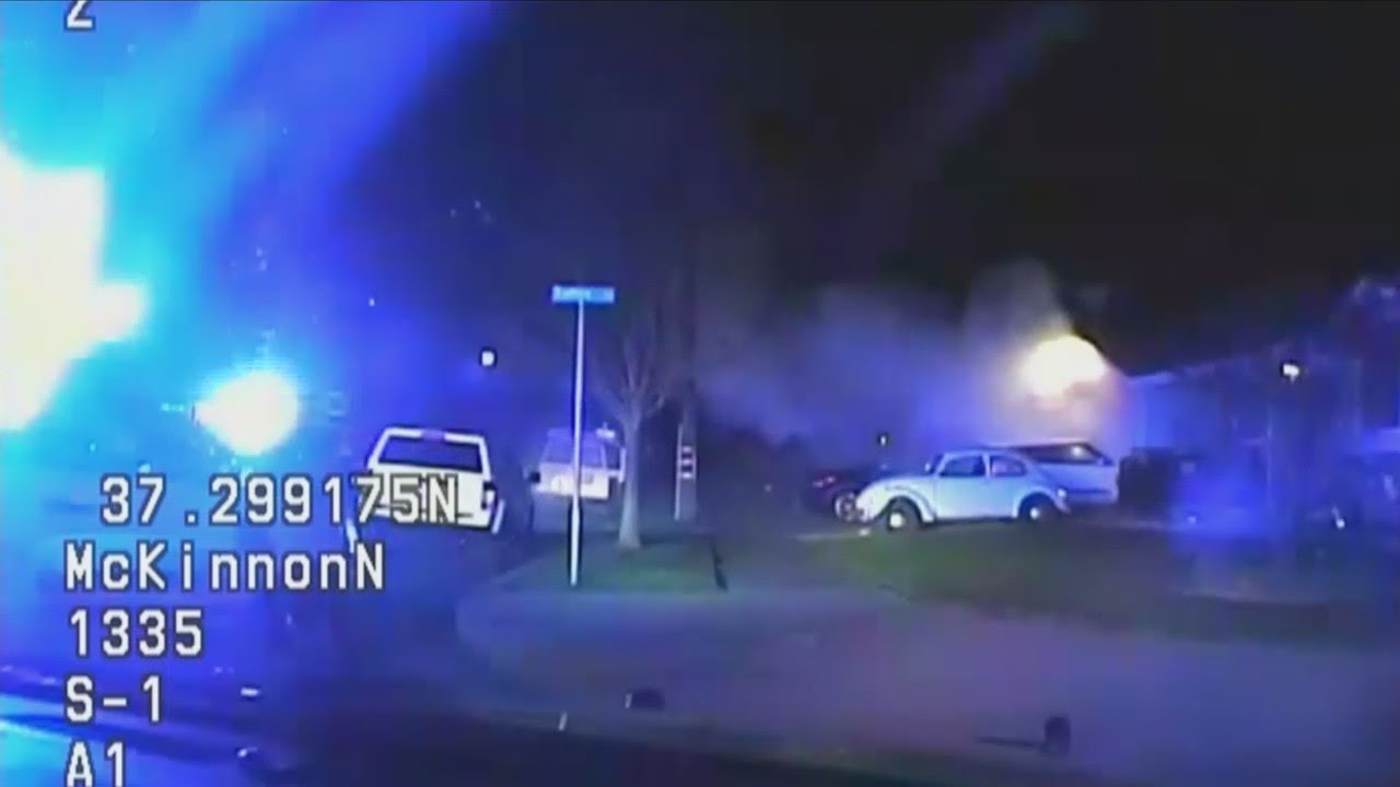 Merced Police body cam video shows deadly shooting of off-duty Dos Palos Police Officer