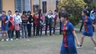 Viettronics - Vua phá lưới Bóng đá nữ 2012