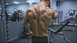 TRAINING MOTIVATION • BUILDING BACK MUSCLES (Paul Fisher)