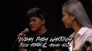 Rizky Febian & Aisyah Aziz - Indah Pada Waktunya #akuStar MP3