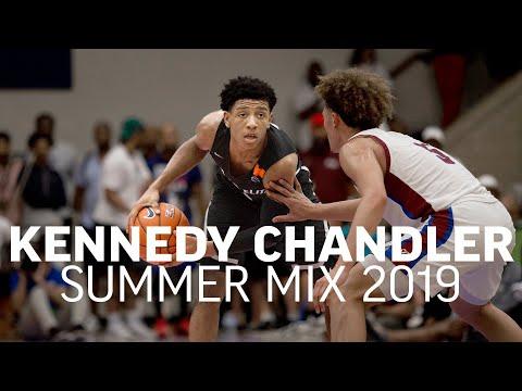 Kennedy Chandler Is A CHAMP 🏆 Official 2019 Summer Mixtape