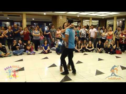 Baila Mundo - Jota Júnior E Fabi Chagas (Baila Costão 2015)