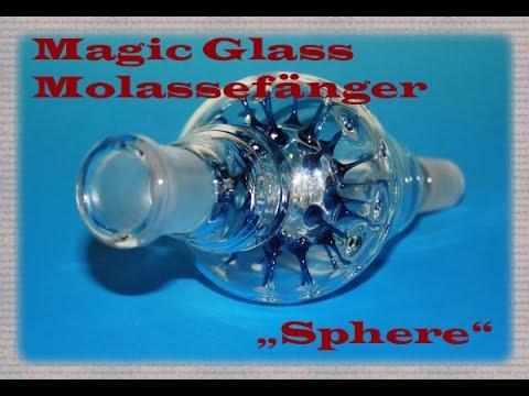 Magic Glass - Sphere Molassefänger #Zipfel