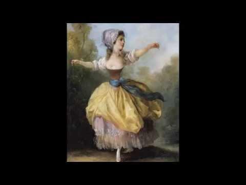 """Michel Blavet - Sonata #4 In G Minor - """"La Lumagne"""" - Flute & Harpsichord Continuo"""