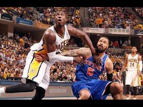 Roy Hibbert Selfish | Indiana Pacers vs Brooklyn Nets | November 9, 2013 | NBA 2013-14 Season