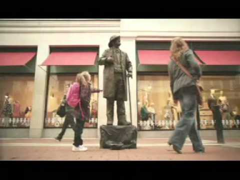 Tourism Ireland Ad - Dublin Characters