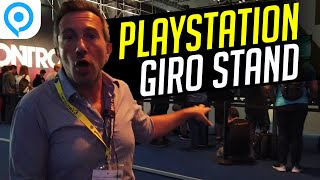 Final Fantasy 7, Death Stranding e Control su PS4 | Giro Stand PlayStation Gamescom 2019