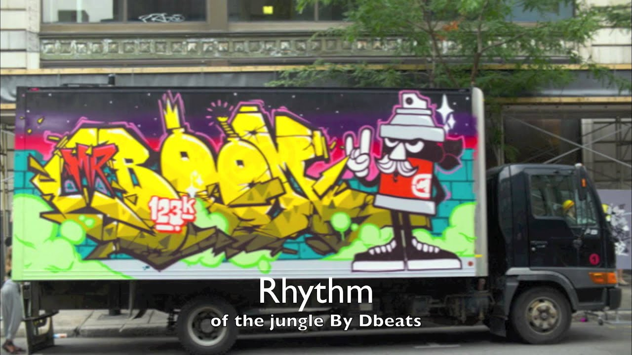 Rhythm Of The Jungle By Dbeats Not NOrmal RAP HIPHOP BEAT