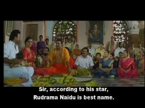 Venkatesh & Bhanupriya Best Scene | Venkatesh AnnaPrasana | Jayam Manadera|