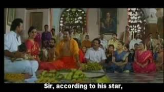 Venkatesh Emotional Scene | Jayam Manadera Telugu Movie | Soundarya | Ali | LB Sriram | Suresh Babu