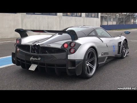 The Pagani Huayra BC Doesn't Sound Like Any Other Supercar