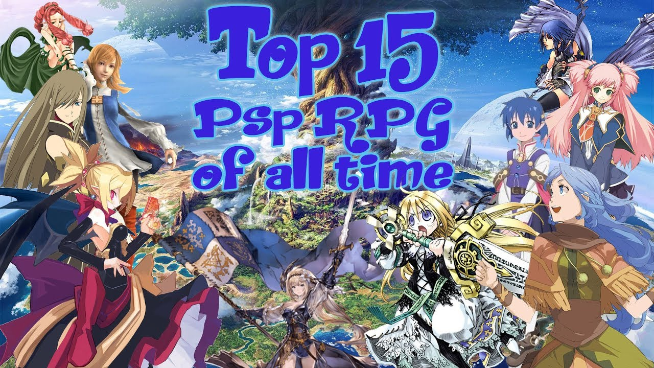 Top 15 Psp Rpg Of All Time