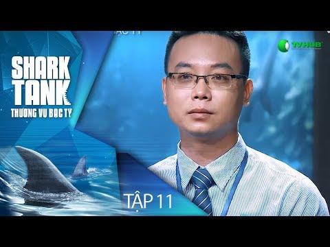 SHARK HƯNG VÀ LỜI ĐỀ NGHỊ 5 TRIỆU USD | TẬP 11 [FULL] SHARK TANK VIỆT NAM - THƯƠNG VỤ BẠC TỶ | VTV 3