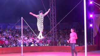 Цирк клоун Тоша Артур Мартиросян Свободная проволка